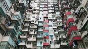 为啥香港人的房子都没有阳台,那洗好的衣服都放在哪里晾?