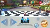 QQ飞车手游: 这技术必须学! 板车让对手先跑10秒依然快对手半圈!