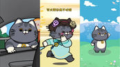 斑布猫搞笑日记:当代年轻人现状,肚子饿的咕咕叫偏偏要减肥