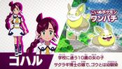 《宝可梦剑盾》 动画 10月13日pv预告