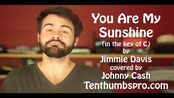 You Are My Sunshine - Easy Beginner Ukulele Song - How to play Ukulele Great Fir