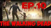 克莱蒙特不见了【行尸走肉】The walking dead 第四章 EP.10