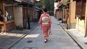 京都VLOG-和服体检和稻荷大社
