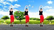 阿哥阿妹唱情歌,健身操《花桥流水》欢乐多