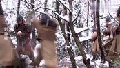姜太师施法变天,大夏天竟下起雪来,可怜的敌军被冻得不行