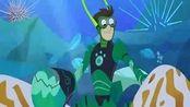 动物兄弟5:阿维娃来帮助克里斯,提示他看看超能力碟