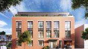 Luxury Home | 威廉斯堡大街时尚复式小公寓~21 Powers St #1B, Brooklyn(布鲁克林 / 纽约)
