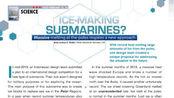 ICE-MAKING SUBMARINES? 造冰潛艇(2)