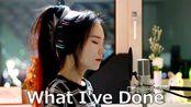 翻唱的很好Linkin Park - What I've Done ( cover by J.Fla)