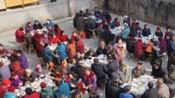 村民武汉返乡宴请40宾客7天后确诊,疾控中心:参加宴席的人全部隔离