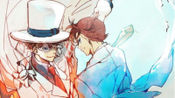 【快新快】【绀青之拳x致命之吻】黑皮名侦探和白衣怪盗的新加坡蜜月之旅