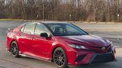 2020 Toyota Camry TRD - POV