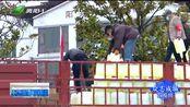 市民组织捐消毒液等物资运湖北鄂州,为鄂州市民带去关心与祝福