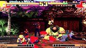 拳皇97:玛丽vs神乐千鹤,究竟谁才是最强女王