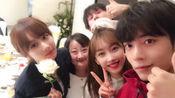 肖战过28岁生日 杨紫+云梦三姐弟一起庆生画面温馨