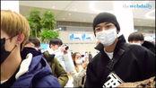「NCT/威神V」191206仁川机场到达~辛苦了~好好休息吧~