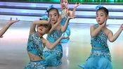 抚顺市少儿春节歌舞晚会《竹林深处》