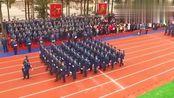 大阅兵:中国空军举行检阅仪式,女兵出来后不淡定了!