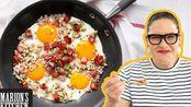 简单中式鸡蛋早餐 好好吃早饭呀【Marion's Kitchen】