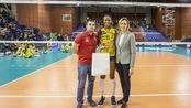 提前晋级八强!女排欧冠第四回合第五轮科内利亚诺3:0布达佩斯HL