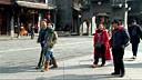 原创:李国亭《成都云南知青舞蹈队在青城山过冬至节》2012年12月21日