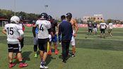 西安幻影美式橄榄球俱乐部,9月训练日常,欢迎更多爱好者们加入交流~~
