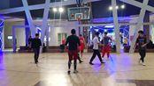 太原市有一个免费的室内篮球场,想打球的可以去