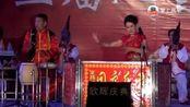 山西长治沁县八音会,现场吹唢呐的女人水平不一般!