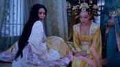 武媚娘传奇:武媚娘腹痛难忍,这腹中的胎儿终究是被人害死了。