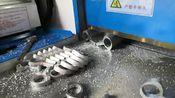 飞研全自动铝切机 FY-QS455-300全自动锯铝机设备 切割铝型材手电筒照明灯具配件