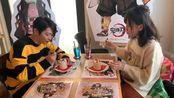 【灶门祢豆子生诞祭】ufotable Cafe宣传视频 12.28