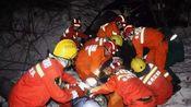 载37人客车途经吉林通化市发生交通事故:已致6人死亡