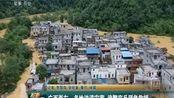 广西崇左:多地洪涝灾害 武警官兵紧急救援