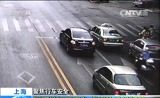 [东方时空]聚焦行车安全 上海:驾照被扣仍开车 逃避执法被抓获