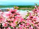 VJ师网_舞台背景视频素材_桃花林风景(编号108013)