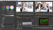 6.3 三项颜色校正器的初步学习prcc视频制作教程全48