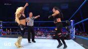 WWE:曼迪罗斯不仅颜值出众,打起架来也是丝毫不逊色!