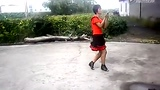 荷花广场舞真的不容易-www.114ctv.com