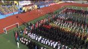 青岛市即墨区北安街道第七届全民运动会开幕式花絮
