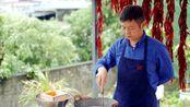 【豆腐制作】火哥追根溯源详解黄豆石磨豆腐制作过程,原来豆腐最早名为菽乳?