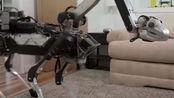 全电动机器人,没有任何液压的制作,关节和四肢都可以随意移动!