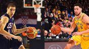 克莱·汤普森 WSU 华盛顿州立大学 高光集锦 NBA球星考古