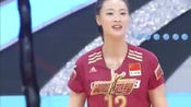 贾乃亮亲吻了下排球,惠若琪嫌弃:我们要换球!好搞笑