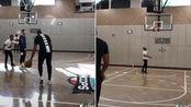 瓜哥最新训练视频!#篮球 #卡梅罗安东尼