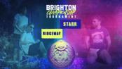 Riptide Brighton Champion Tournament 2018.08.03 Chris Ridgeway vs. David Starr