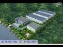 厂房效果图单层厂房效果图小型厂房设计效果图厂房效果图制作