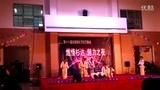 2011年12月20日上海杉达学院跆拳道社团表演