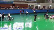 2019韩国 双排速度轮滑 成人男子 500米预赛+决赛