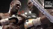 拳王争霸赛 怀尔德vs伯曼·斯蒂文 火星撞地球的对决!