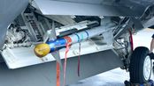 F-22武器装卸---AIM-(C9&JDAM)